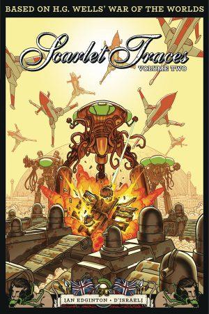 Scarlet Traces Vol.02
