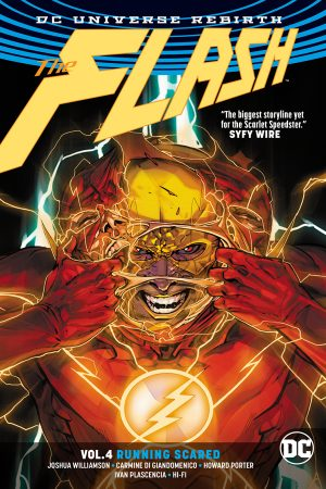 Flash Vol.04: Running Scared