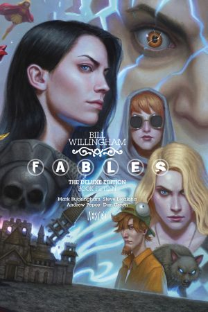Fables - Deluxe Edition: Book Fifteen