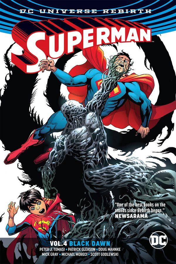 Superman Vol.04: Black Dawn