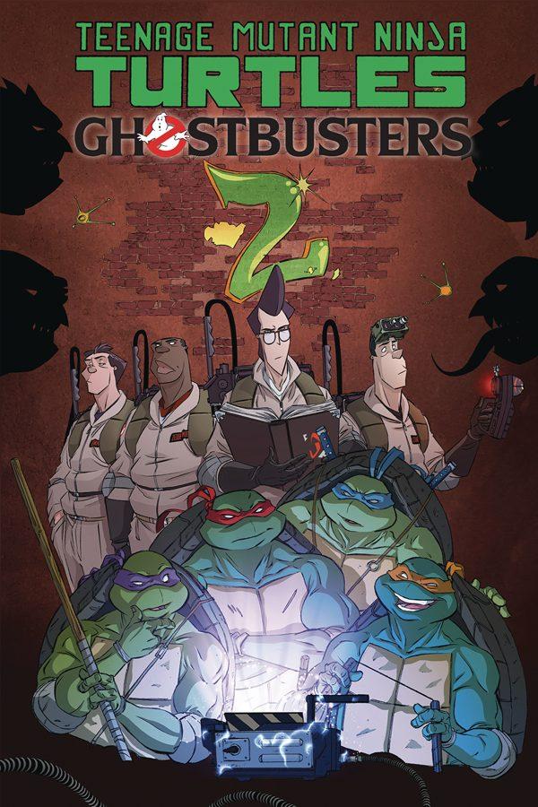 Teenage Mutant Ninja Turtles / Ghostbusters II