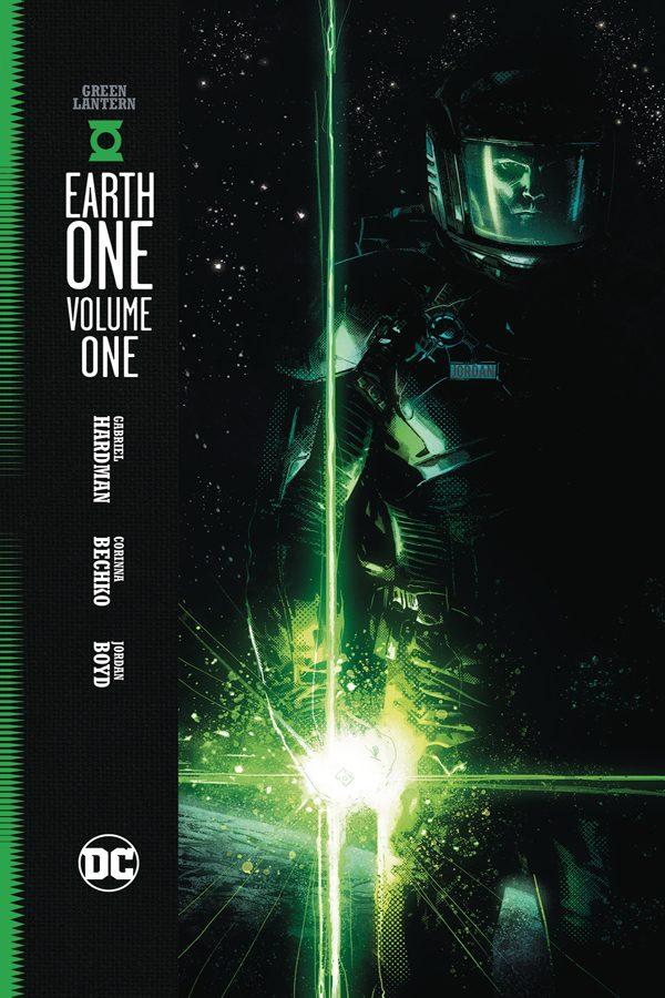 Green Lantern: Earth One Vol.01