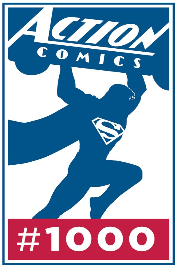 Action Comics #1000: 80 Years of Superman