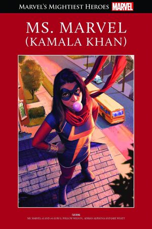 Marvel's Mightiest Vol.104: Ms. Marvel