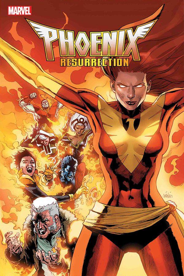 Phoenix: Resurrection - The Return Of Jean Grey