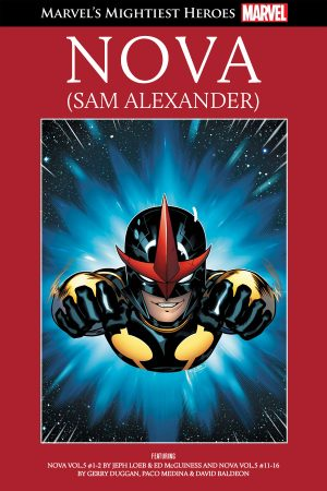 Marvel's Mightiest Vol.107: Nova (Sam Alexander)