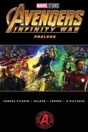 Marvel's Avengers: Infinity War - Prelude