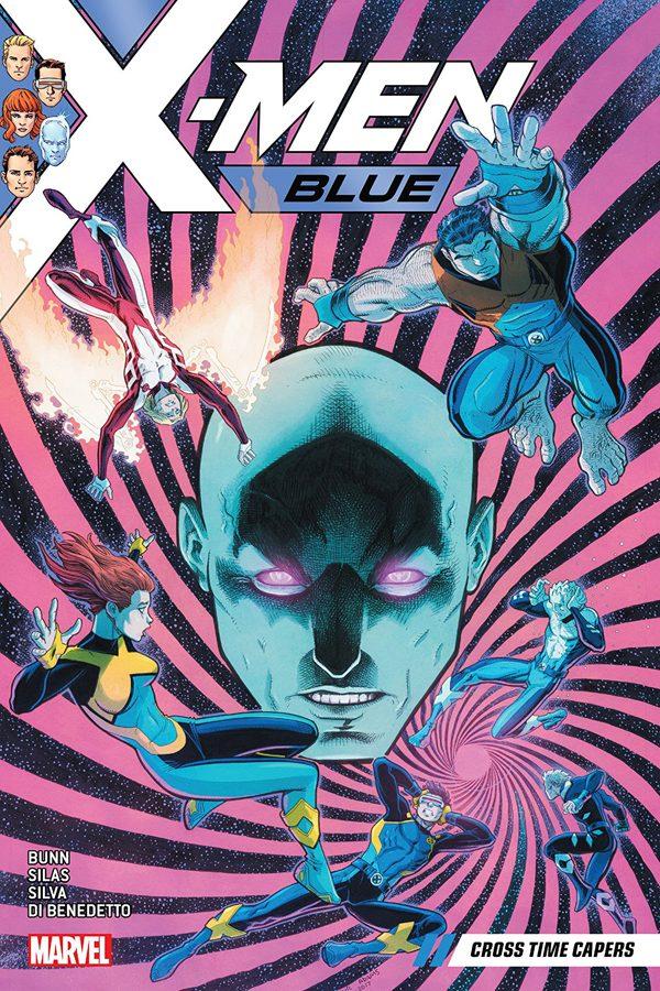 X-Men Blue Vol.03: Cross Time Capers