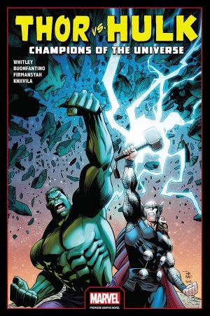 Thor vs Hulk: Champions of the Universe