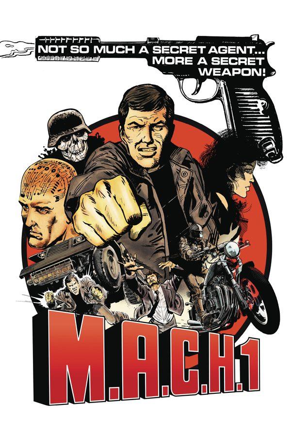 M.A.C.H. 1: John Probe Mission Files Vol.01