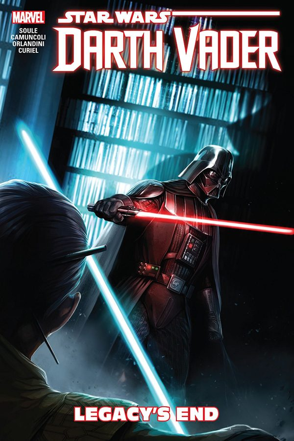 Star Wars - Darth Vader Vol.02: Legacy's End