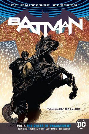 Batman Vol.05: Rules Of Engagement