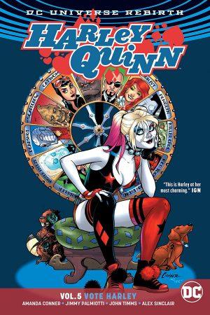Harley Quinn Vol.05: Vote Harley