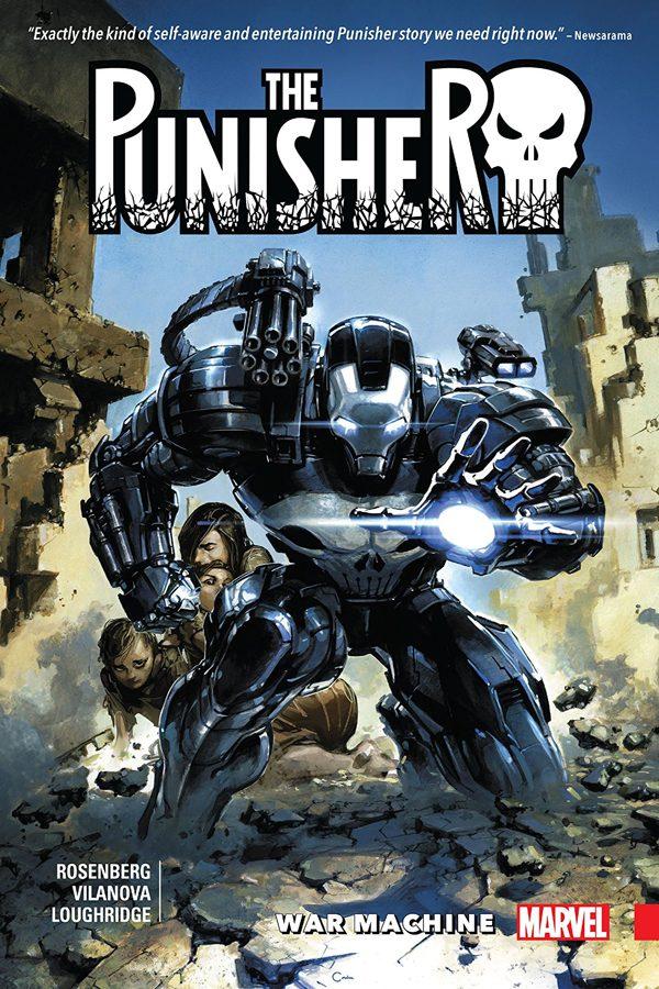 Punisher: War Machine Vol.01