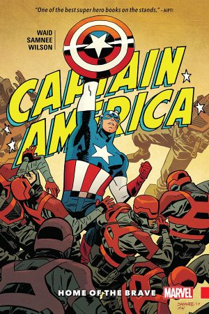 Captain America by Waid and Samnee: Home Of The Brave