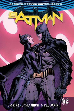 Batman: Rebirth - Deluxe Edition - Book 02
