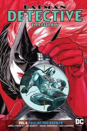 Batman - Detective Comics Vol.06: Fall of the Batmen