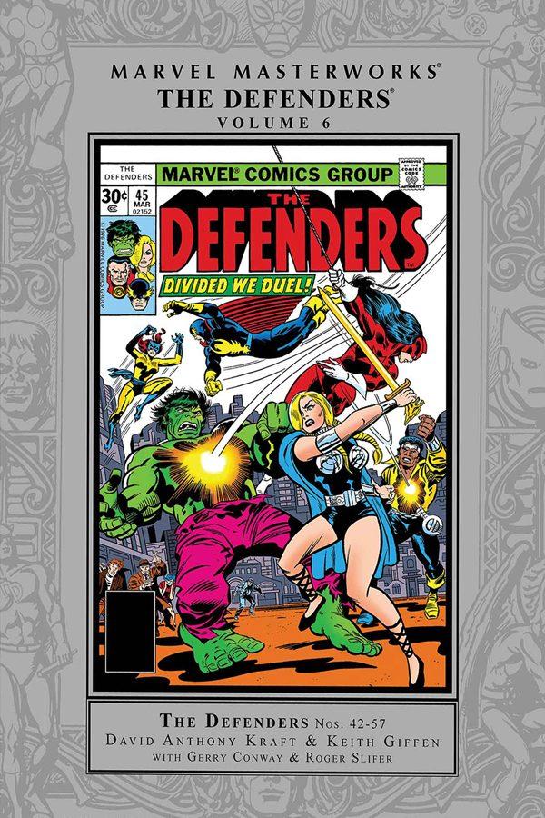 Marvel Master Works: Defenders Vol.06