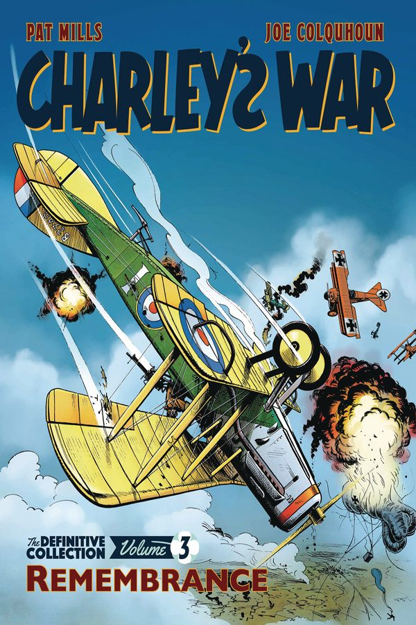 Charley's War - Definitive Collection Vol.03: Rememberance