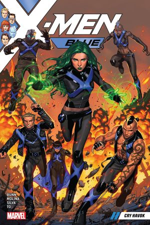 X-Men Blue Vol.04: Cry Havok