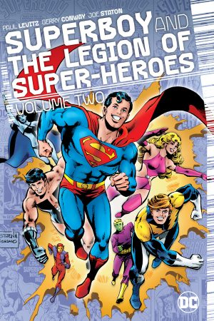 Superboy And The Legion Of Super-Heroes Vol.02