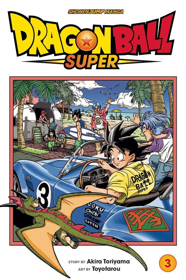 Dragon Ball: Super Vol.03