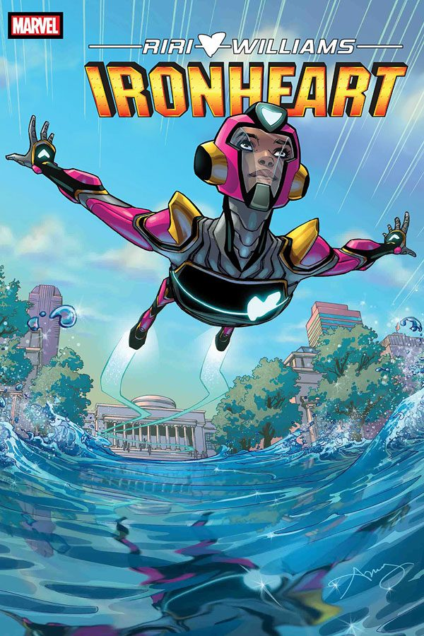 Riri Williams: Ironheart