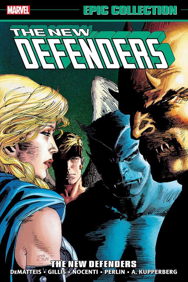 Defenders: New Defenders