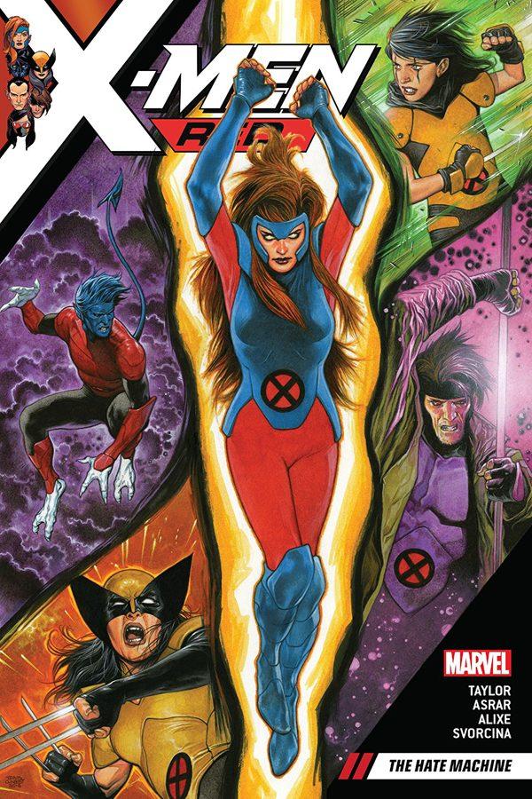X-Men Red Vol.01: Hate Machine