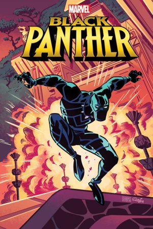 Marvel Action: Black Panther