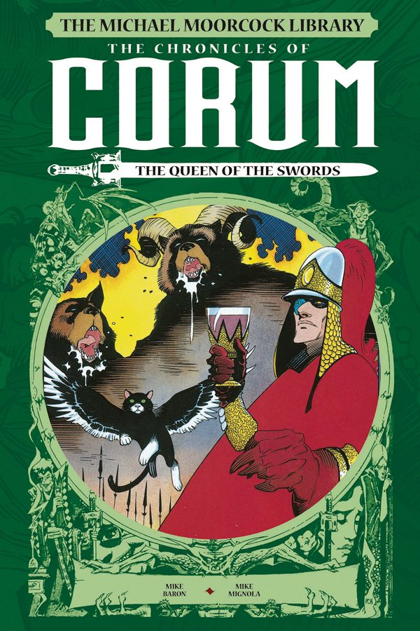Michael Moorcock Library: Chronicles of Corum Vol.02