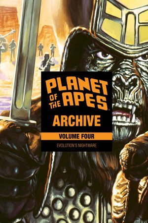 Planet of the Apes Archive Vol.04