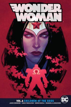 Wonder Woman Vol.06: Children of the Gods