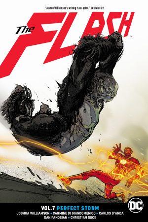 Flash Vol.07: Perfect Storm