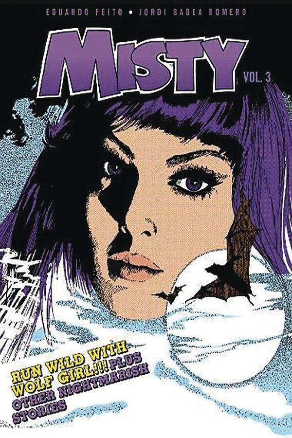 Misty Vol.03: Run Wild With Wolf Girl