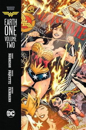 Wonder Woman: Earth One Vol.02