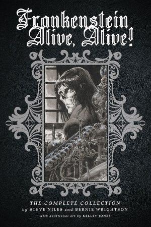 Frankenstein Alive, Alive: Complete Collection