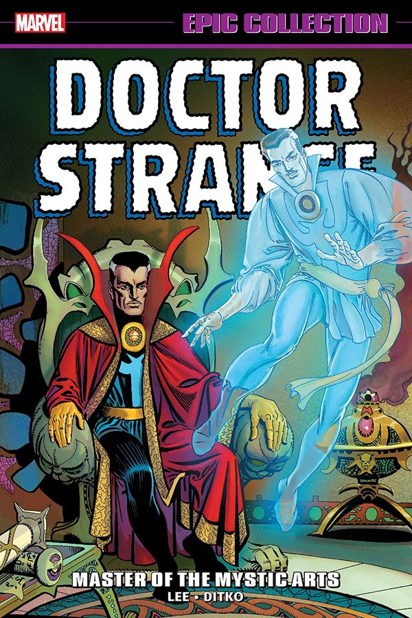 Doctor Strange: Master Of The Mystic Arts (Epic Collection)