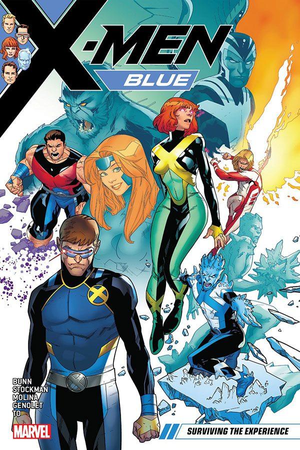 X-Men Blue Vol.05: Surviving The Experience