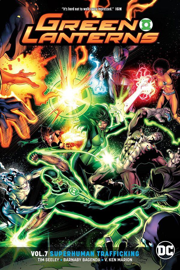 Green Lanterns (2016-) Vol.07: Superhuman Trafficking