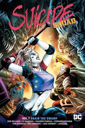 Suicide Squad (2016-) Vol.07: Drain the Swamp