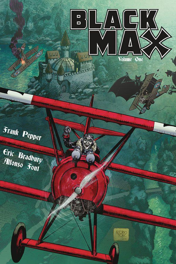 Black Max Vol.01