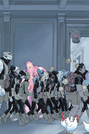 Age of X-Man: Nextgen #1
