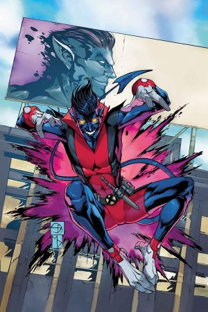 Age Of X-Man: Amazing Nightcrawler #1