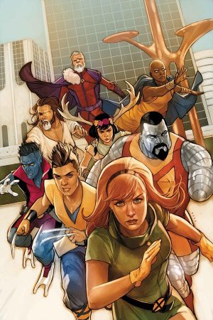 Age of X-Man: Marvelous X-Men #1
