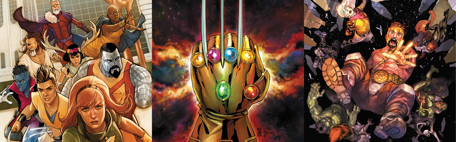 Solicitations: February 2019 – Marvel Comics