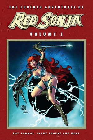 Further Adventures of Red Sonja Vol.01