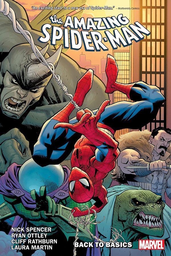 Amazing Spider-Man Vol.01: Back To Basics
