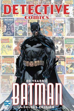 Detective Comics: 80 Years Of Batman
