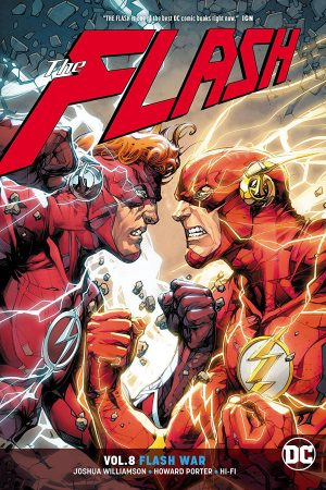 Flash Vol.08: Flash War